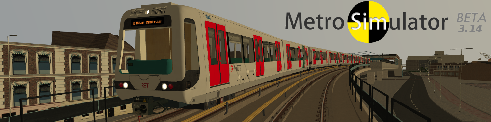 Metro Simulator Beta
